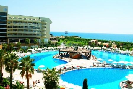 Amelia Beach Resort & Spa, Turecko, Side