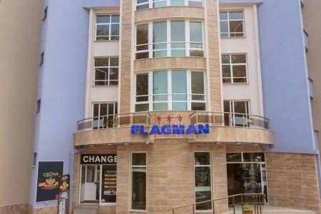 Flagman - jarní dovolená