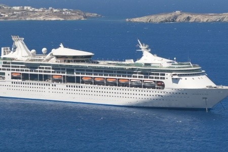 Usa, Bahamy Z Baltimoru Na Lodi Grandeur Of The Seas - 393960657
