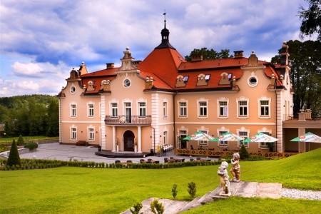 Hotel Zámek Berchtold - super last minute