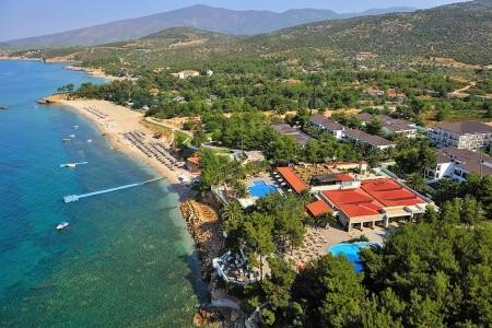 Alexandra Beach Spa Resort - na pláži