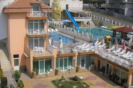 Santorini - ubytování