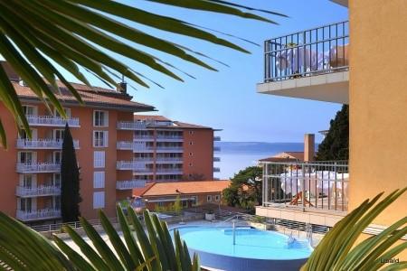 Hotel Mirna - v září