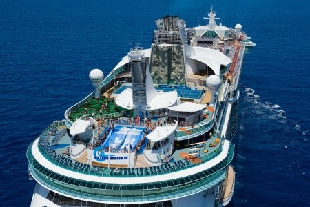 Usa, Honduras, Mexiko Z Galvestonu Na Lodi Liberty Of The Seas - 393960600