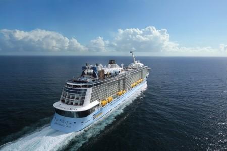 Usa, Bahamy Z Cape Liberty Na Lodi Anthem Of The Seas - 393960622