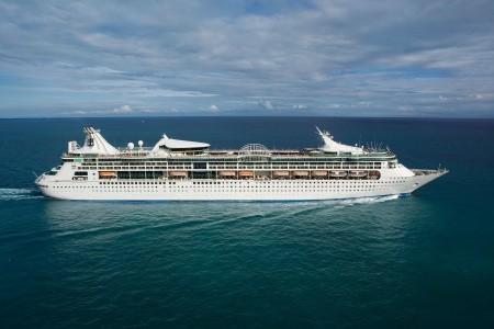 Usa, Španělsko Ze San Juan Na Lodi Vision Of The Seas - 393964189