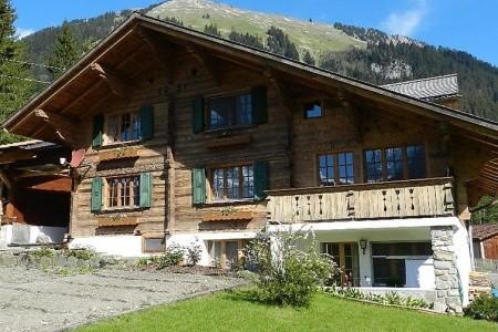 Bijou Arnensee - Švýcarsko v únoru - dovolená