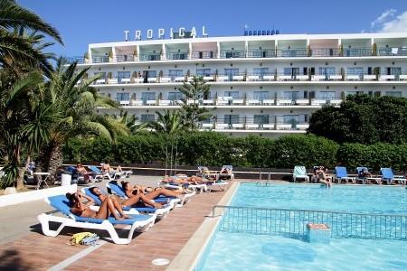 Hotel Tropical - u moře