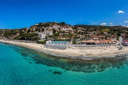 Villaggio Baia D´ercole - letecky