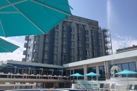 Resort Airone S Bazénem Pig- Sottomarina Lido - Last Minute a dovolená