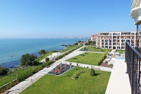 Aparthotel Premier Fort Beach - letní dovolená