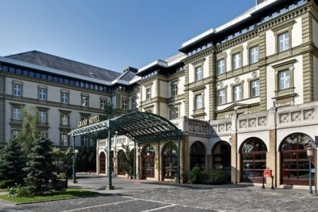 Danubius Grand Hotel Margitsziget, Maďarsko, Budapešť