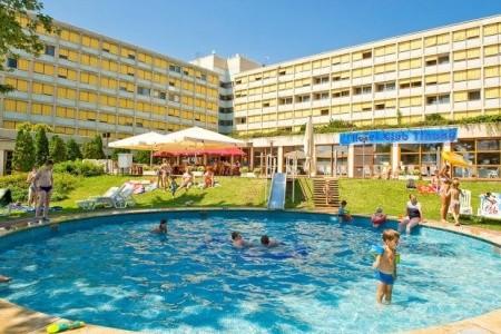 Hotel Club Tihany - v srpnu