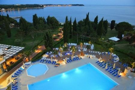 Hotel Materada Plava Laguna, Chorvatsko, Istrie