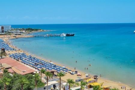 Tsokkos Protaras Beach - letní dovolená