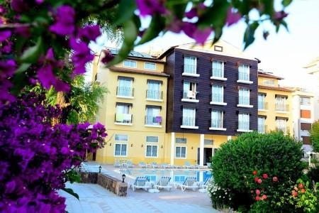 Sevkibey Hotel, Turecko, Alanya