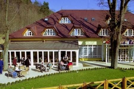 Parkhotel Na Baračke - dovolená