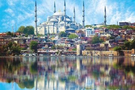 Istanbul De Luxe - poznávací zájazd - Turecko letecky z Budapešti