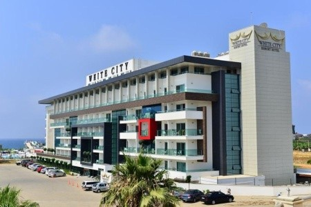 White City Resort - Rodinný Pokoj, Turecko, Alanya