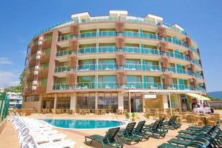 Hotel Briz Beach, Bulharsko, Slunečné Pobřeží