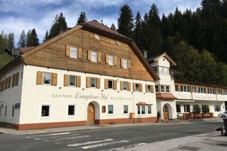 Gasthof Lungötzerhof V Lungötz Bei Annaberg