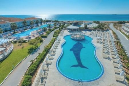 Sandy Beach Resort, Řecko, Korfu