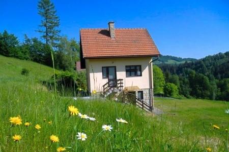 Chata Malá Bystřice 3831 - v srpnu