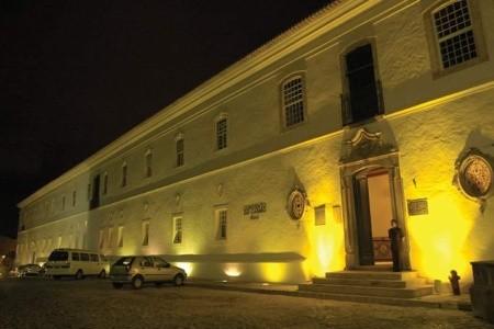 Convento Do Carmo Snídaně