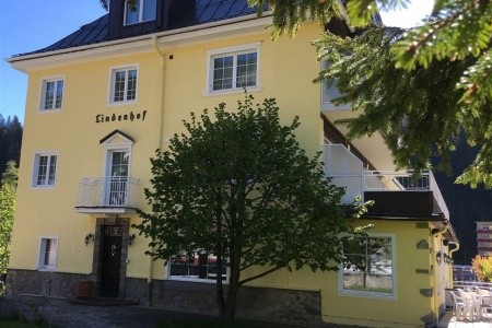 Lindenhof - v červenci