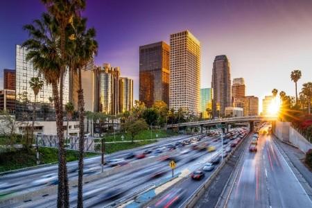 Města a příroda západu USA