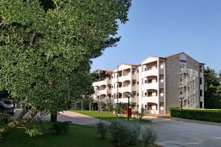 Hotel Flores***, Chorvatsko, Poreč
