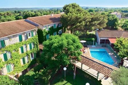 Best Western Uzes Pont Du Gard Francie Provence last minute, dovolená, zájezdy 2018