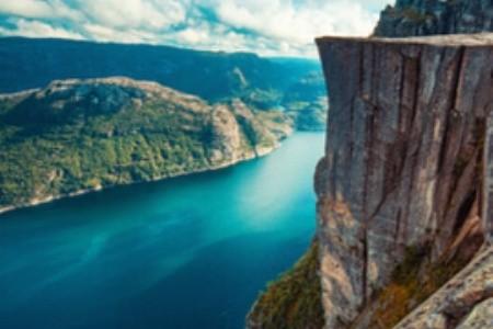 Norské fjordy jsou uměleckými díly přírody