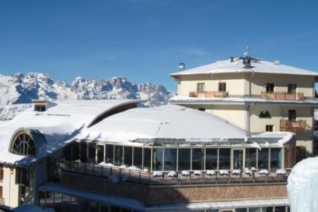 Hotel Montana, Itálie, Monte Bondone