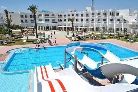 Neptunia Beach Tunisko Monastir last minute, dovolená, zájezdy 2018
