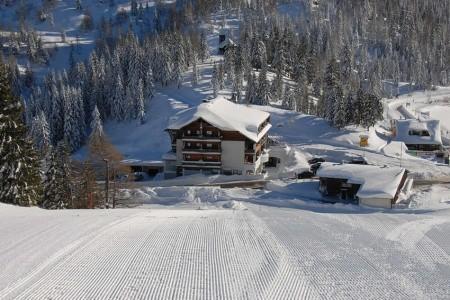 Hotel Berghof - v lednu