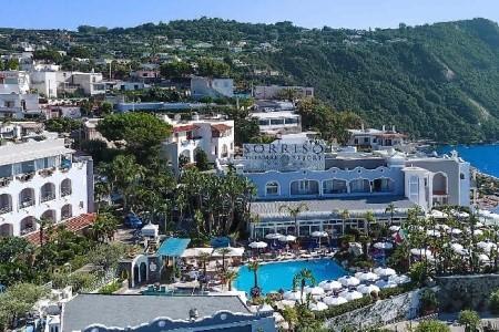 Hotel Sorriso Thermae Resort A Depandance Villa Agave