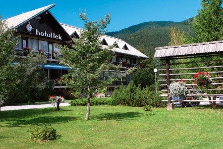 Slovinsko - Kranjska Gora / Best Western Kranjska Gora