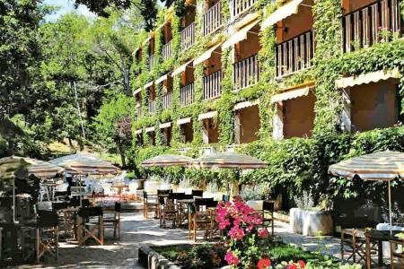 Villa Borghese - polopenze