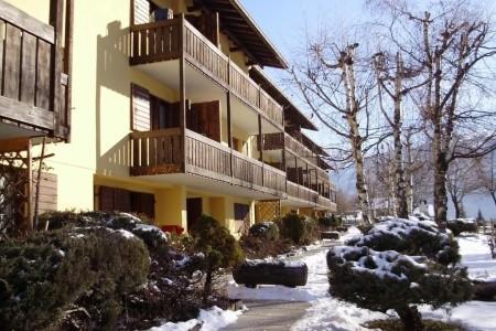Rezidence Lagorai S Bazénem Př– Tesero, Itálie, Dolomity Superski