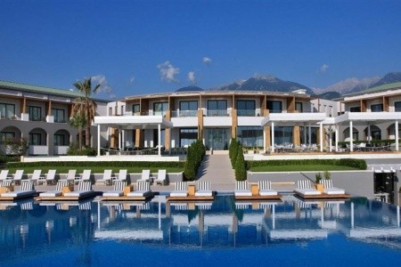 Cavo Olympo Luxury Resort And Spa)