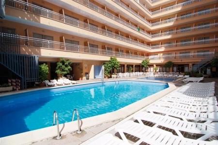 Hotel Pinero Bahia De Palma, Španělsko, Mallorca