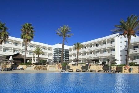 Hotel Garbi Costa Luz - snídaně
