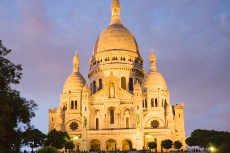 Magická Paříž a Versailles a Disneyland k tomu - poznávací zájezdy