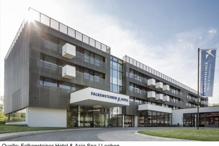 Falkensteiner Hotel & Asia Spa Leoben - Wellness - lázně