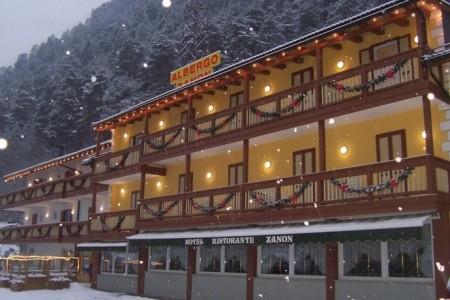 Hotel Zanon Pig- Ziano Di Fiemme, Itálie, Dolomity Superski