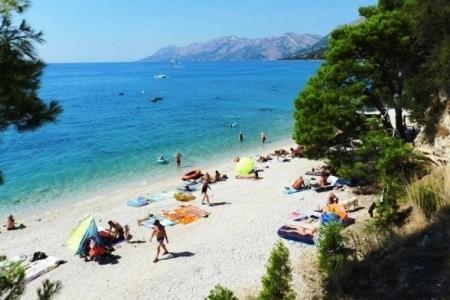 Rekreační Středisko Urania Chorvatsko Makarská riviéra last minute, dovolená, zájezdy 2018