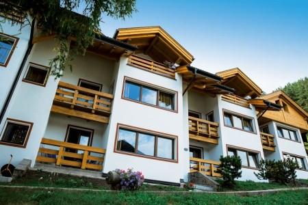 Rezidence Des Alpes S Bazénem Př– Cavalese - Last Minute a dovolená