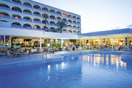 Hotel One Resort & Aquapark Monastir, Tunisko, Skanes