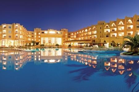 Tunisko - Skanes / Hotel Skanes Serail & Aquapark